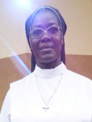 Sr. Evelyne Marie Florence Ouedraogo