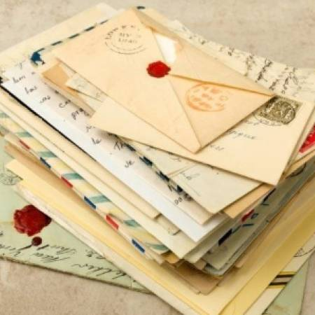 France: Letters to Marie Poussepin - 2